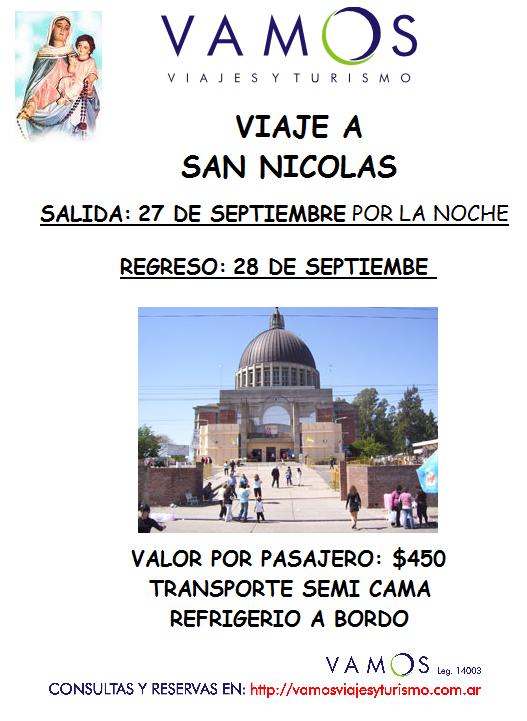 SAN NICOLAS 27SEP2014