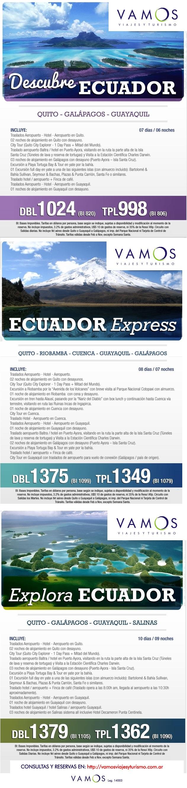 ECUADOR 2015 OK