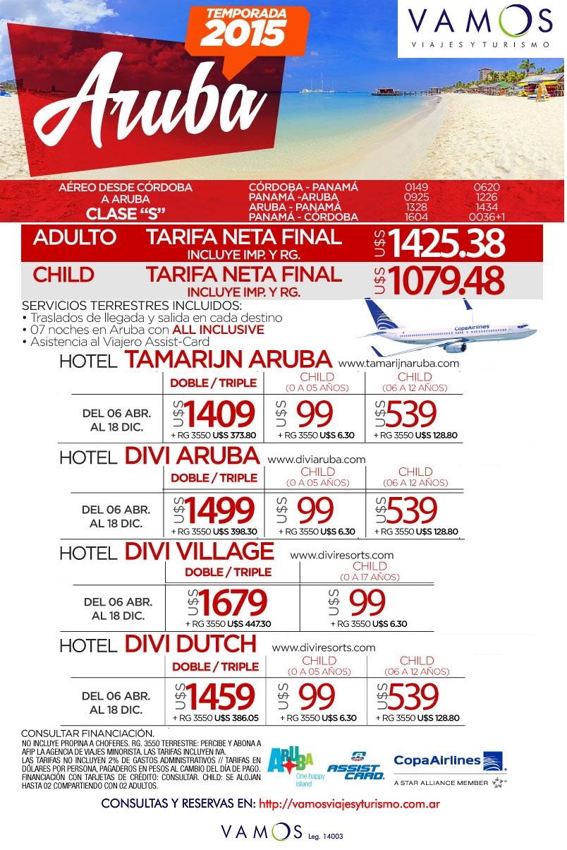 ARUBA 2015 OK