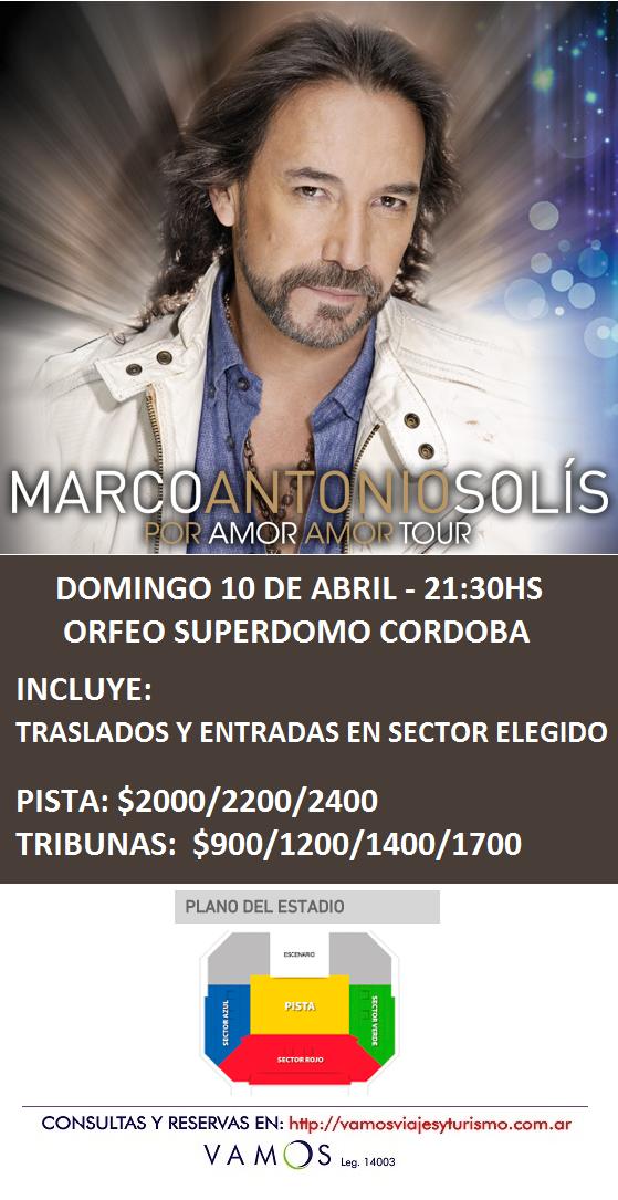 MARCO ANTONIO SOLIS 10ABR2016