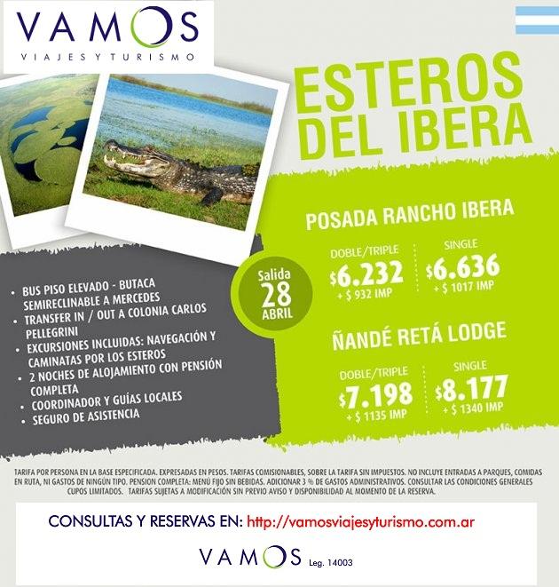 ESTEROS IBERA ABR2016 OK