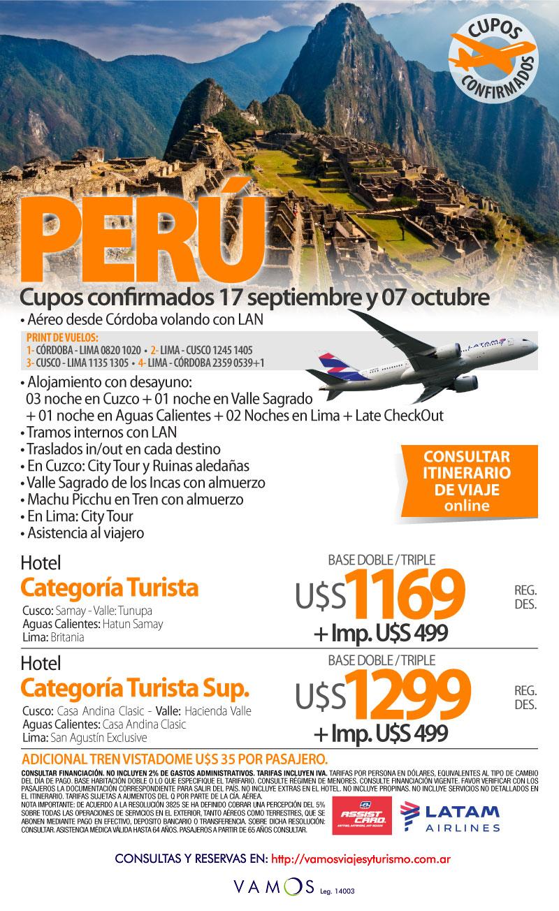 PERU SEP OCT2016